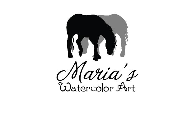 Maria's Watercolor