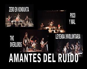 Festival AMANTES DEL RUIDO