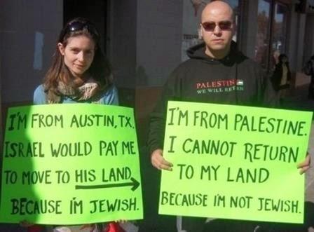 Direito ao retorno do povo palestino