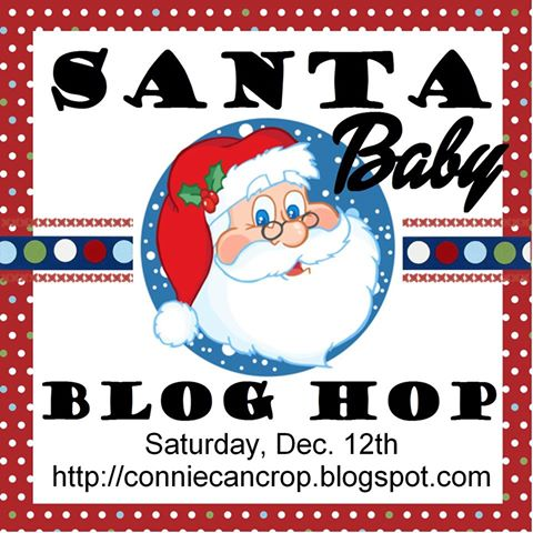 Santa Baby Blog Hop - Dec 12th