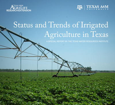Publicação: Status and Trends of Irrigated Agriculture in Texas