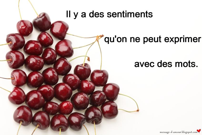 Préférence Jolies cartes amour - Message d'amour RM87