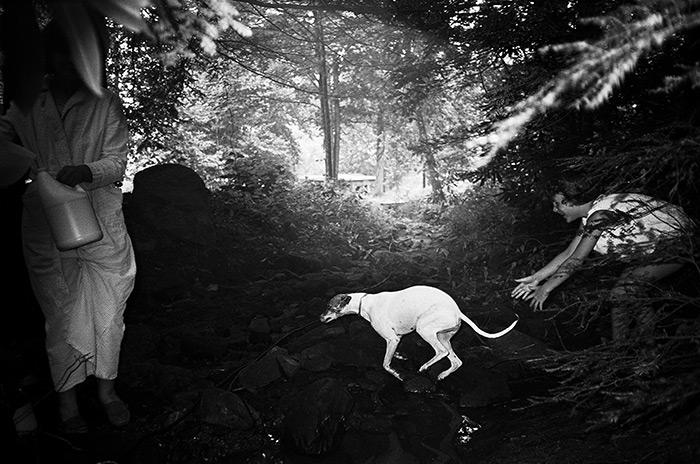 nuncalosabre. Moonshine - ©Bertien Van Manen