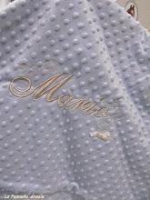 MANTAS PERSONALIZADAS