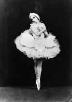 Anna Pavlova (1881 - 1931)