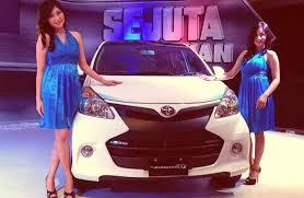 Harga Mobil Avanza Terbaru 2014