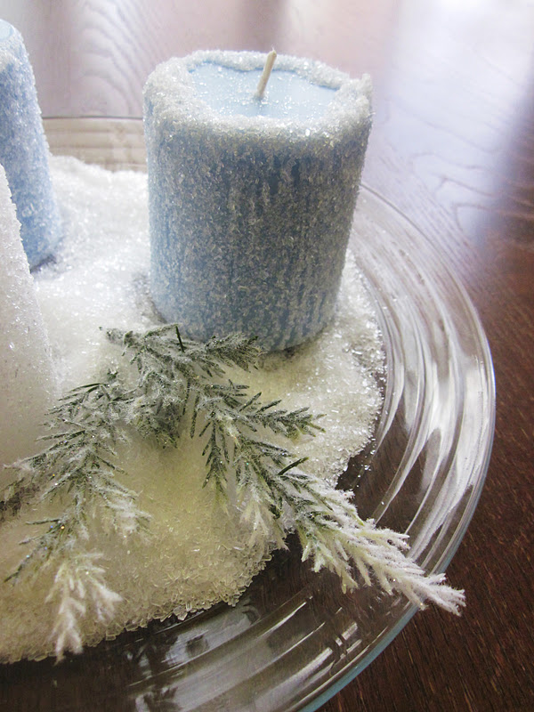 Make Elsa and Anna proud with these icy holiday decor ideas