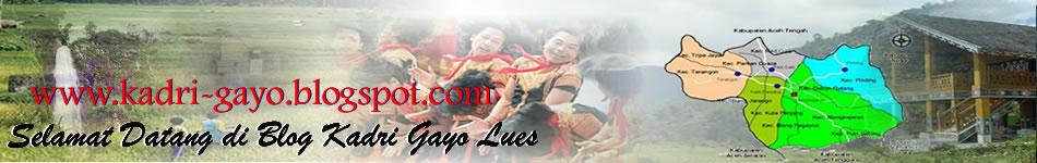 selamat datang di blog  win Gayo Lues
