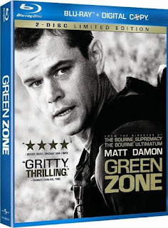 Green Zone (2010) Dual Audio Hindi 720p Bluray [940MB]