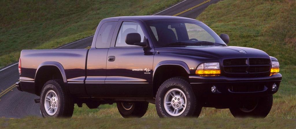 131f5a679d A Chrysler convocou recall para a Dakota em meados de 1999
