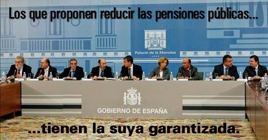 Resultado de imagen de LAS PENSIONES EN ESPAÑA HABRÁN PERDIDO EL 50% DE SU CAPACIDAD ADQUISITIVA