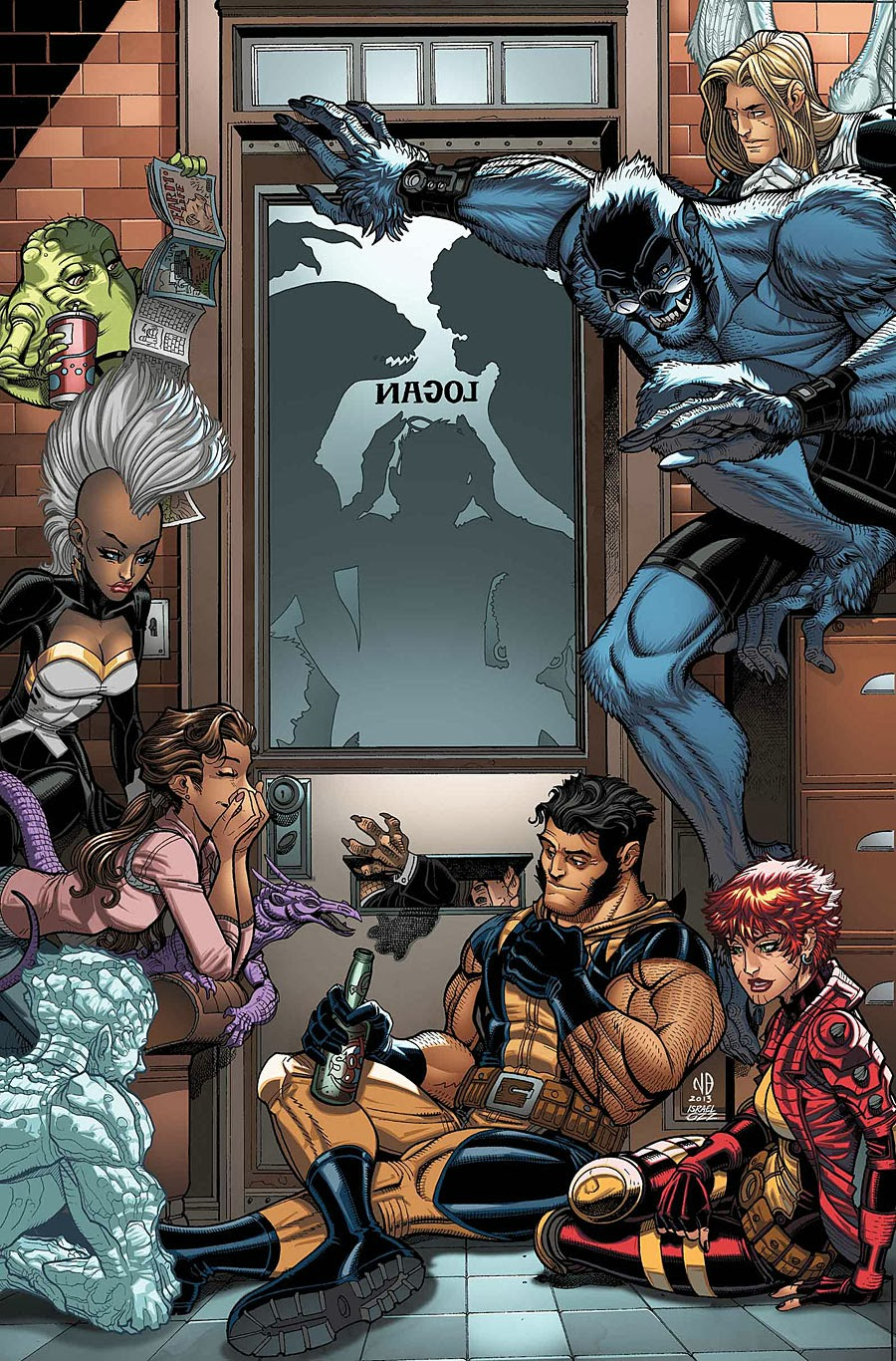 young x men end of days download