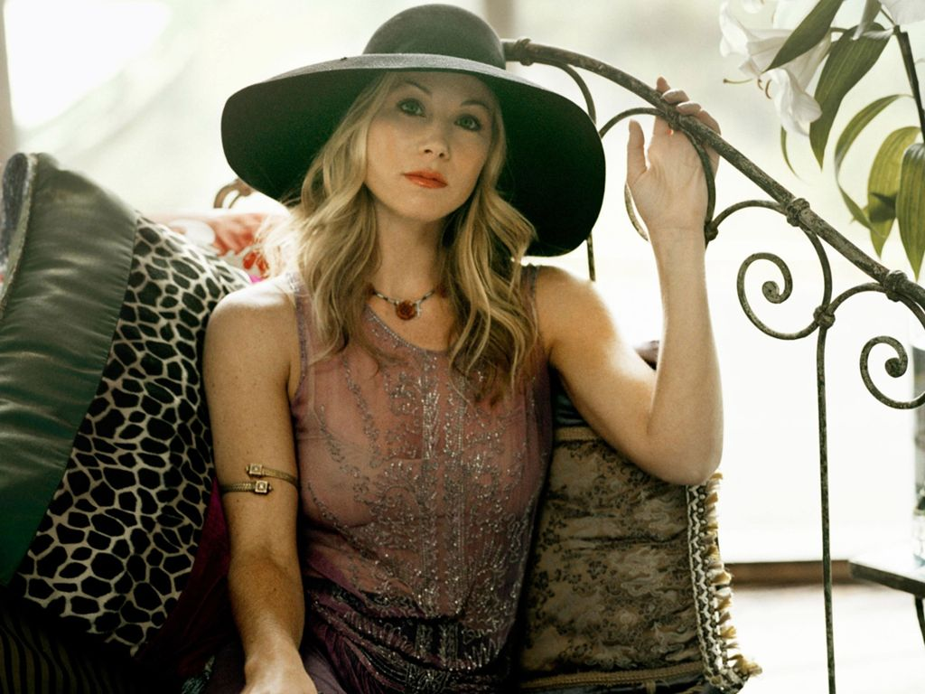 "Christina Applegate's New Nbc Series &Quot;up All Night,"" The Actress"