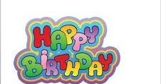 Colorful Happy Birthday Symbols Emoticons Jpg 226x119 Animated Emoji Copy And Paste
