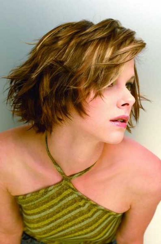 2011 Short Hairstyles For Women With Thick Hair ~ Beauty & Fashion