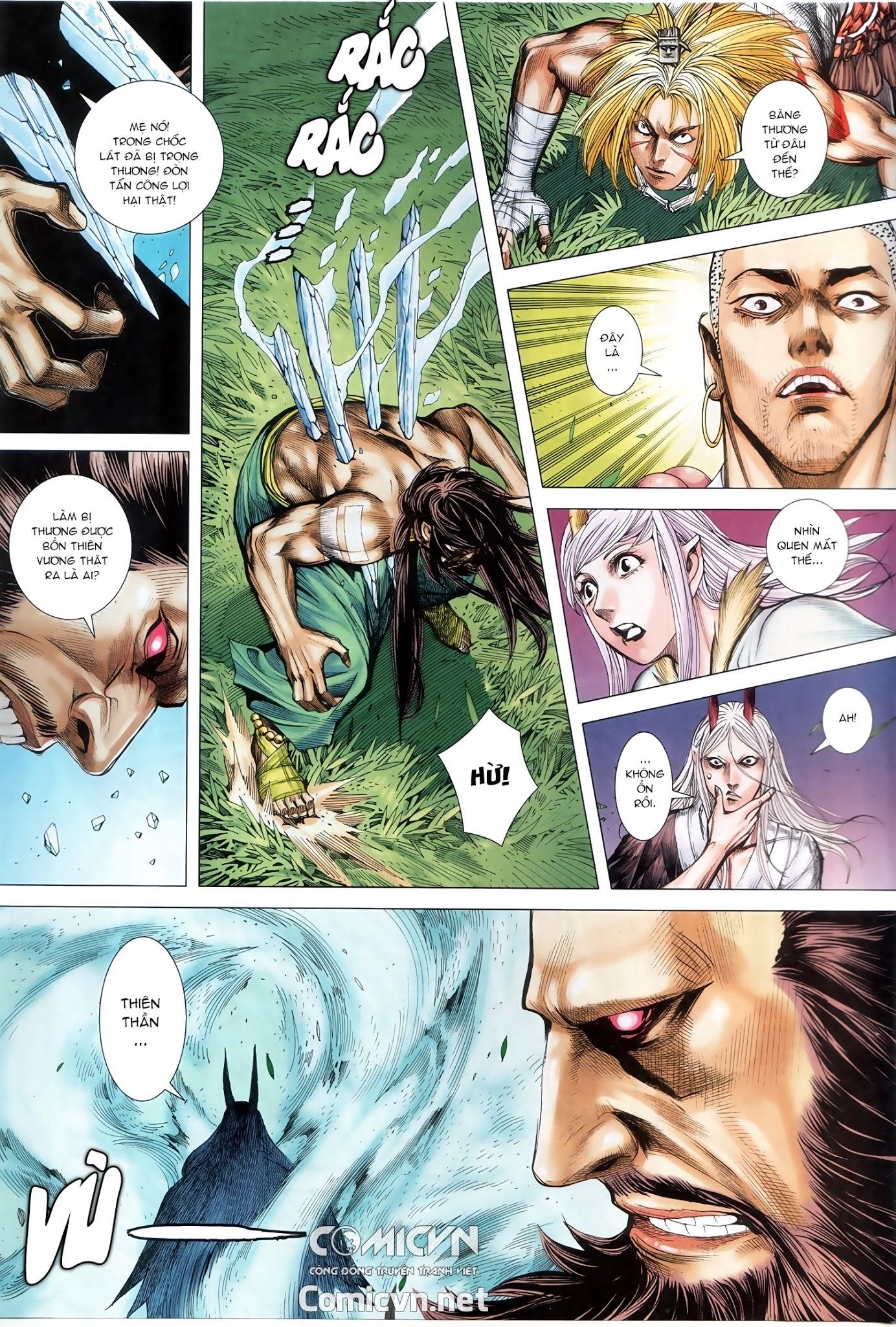 Tây Du chap 104 Trang 4 - Mangak.info