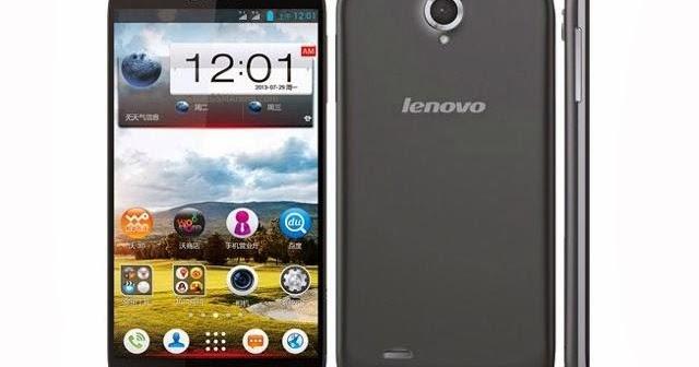 Harga Terbaru Ponsel Lenovo Januari 2014