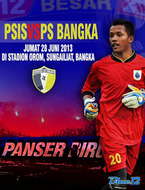 Update Hasil Skor Akhir Pertandingan PS Bangka Belitung vs PSIS