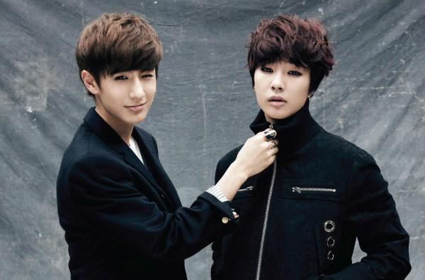 Boyfriend Teaser Jeongmin dan Minwoo