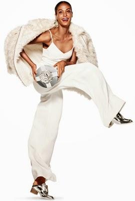 H&M Navidad campaña 2014 ropa mujer