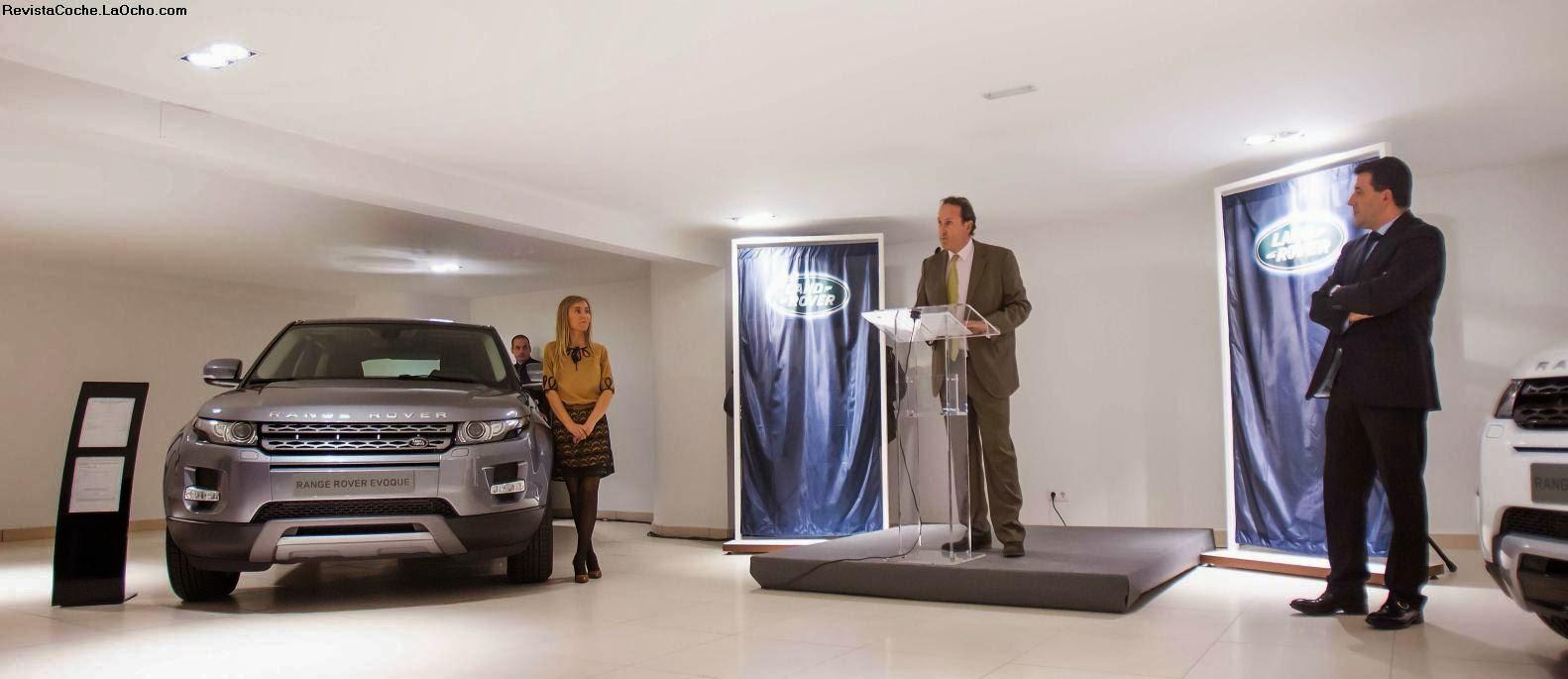 Revista coche nuevo concesionario de land rover en la rioja - Concesionario land rover madrid ...