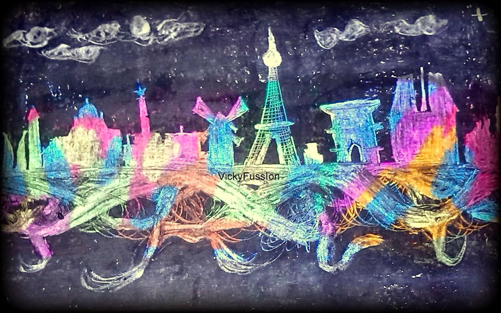 esgrafiado paris