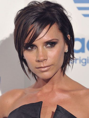 Victoria Beckhams Hairstyles The HairCut Web