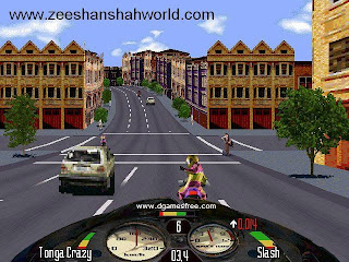 Download Roadrash Game