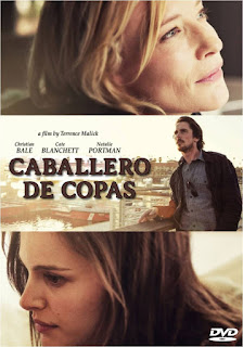 El Caballero de Copas (Knight of Cups) Poster