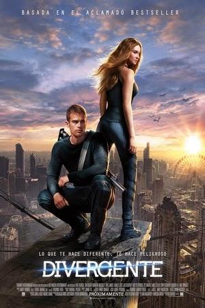 Poster Divergent 2014