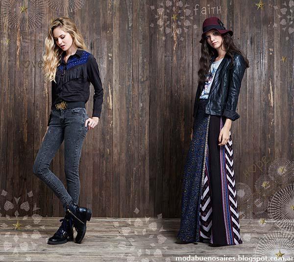 La moda otoño invierno 2014 en la colección Rimmel.