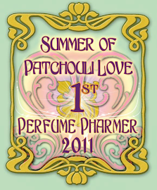 Opus Oils Wild Child #13 ~1st Place Summer of patchouli Love, 2011