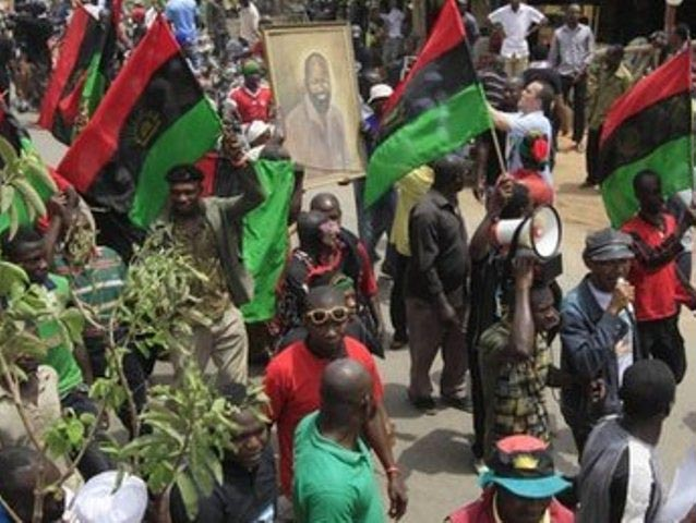 Biafrans Set For Showdown As Nnamdi Kanu Appears In Court On Monday