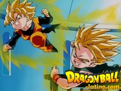 Dragon Ball Z capitulo 242