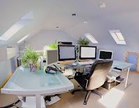 Convierte tu sucio garaje en una oficina funcional