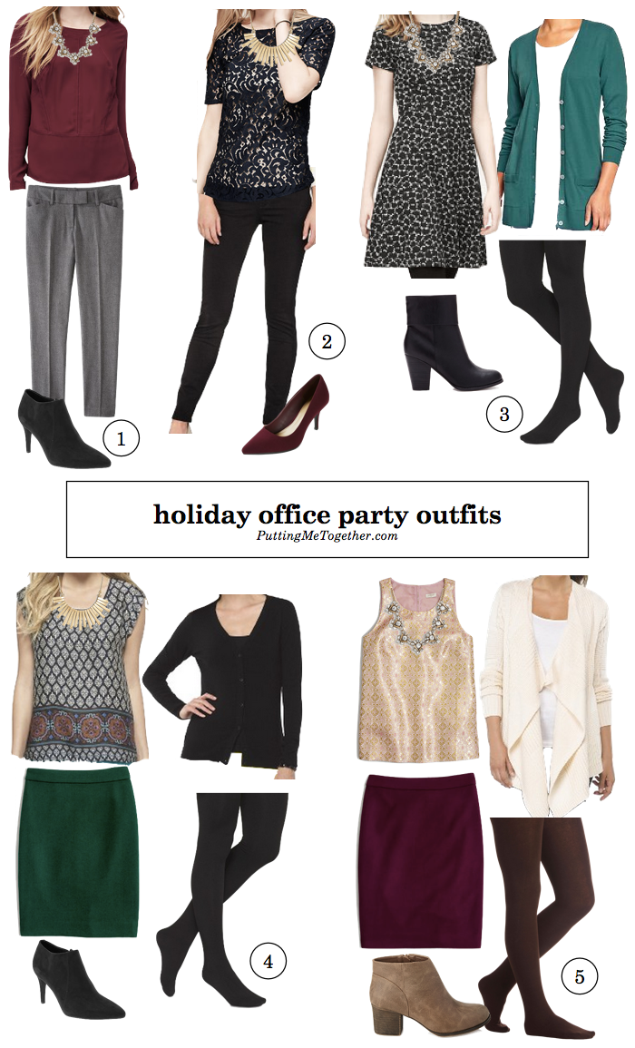 putting me together style tips holiday office party outfits in the office as well as be dressed up for a holiday party lastly since office appropriate varies widely depending on your work place