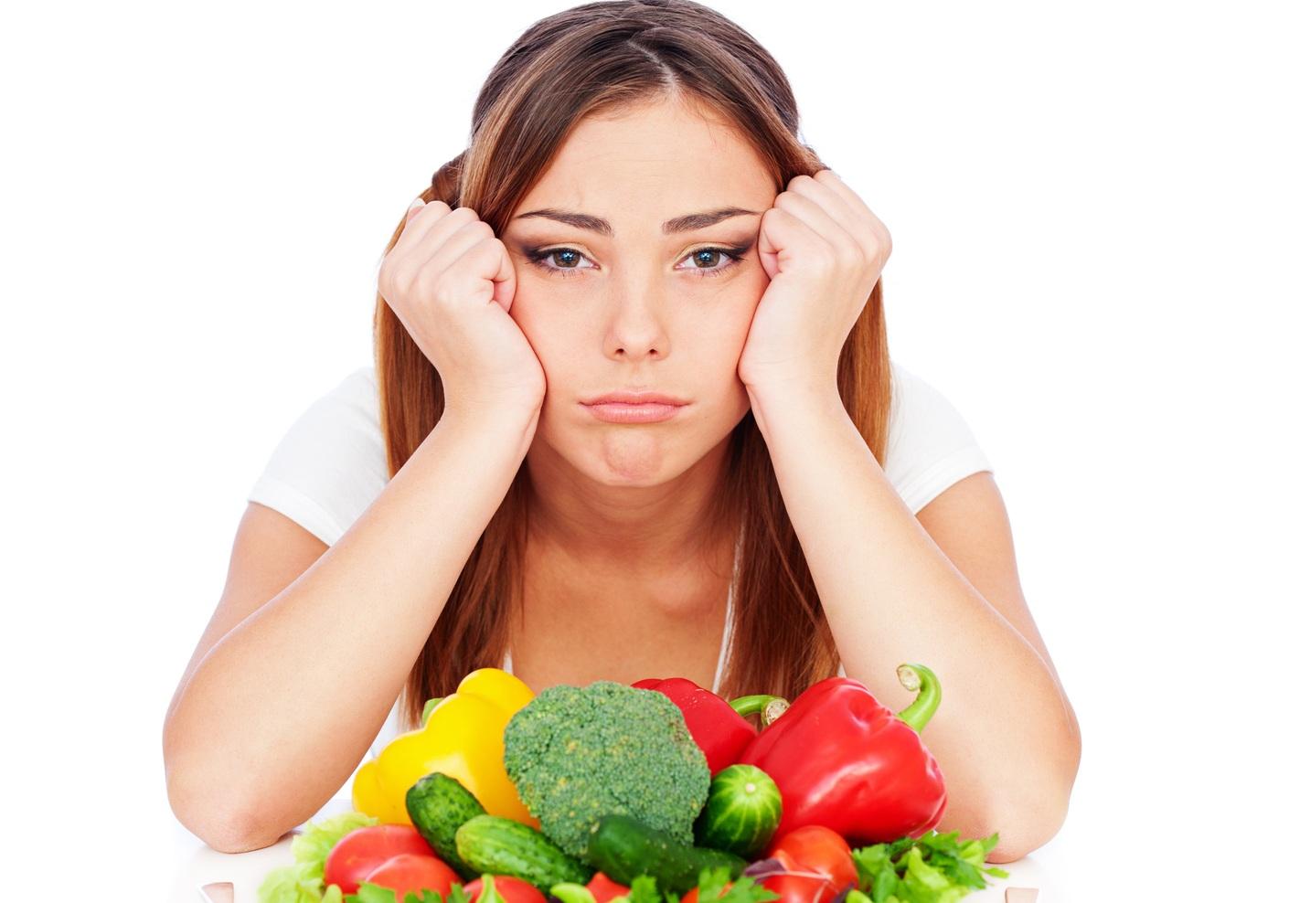 как рассчитать рацион питания для похудения женщин