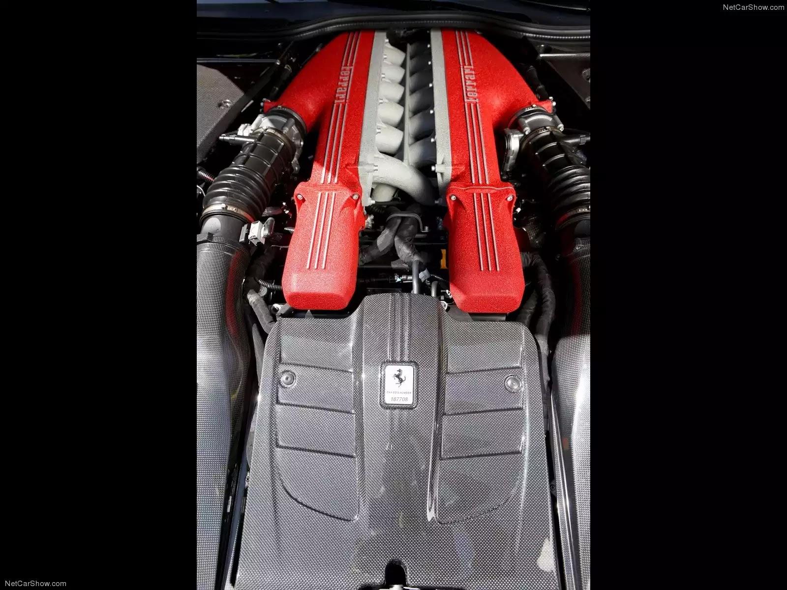 Hình ảnh siêu xe Ferrari F12berlinetta 2013 & nội ngoại thất