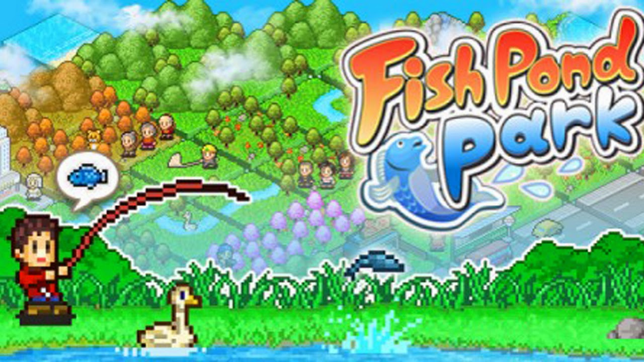 Fish Pond Park Gameplay IOS / Android
