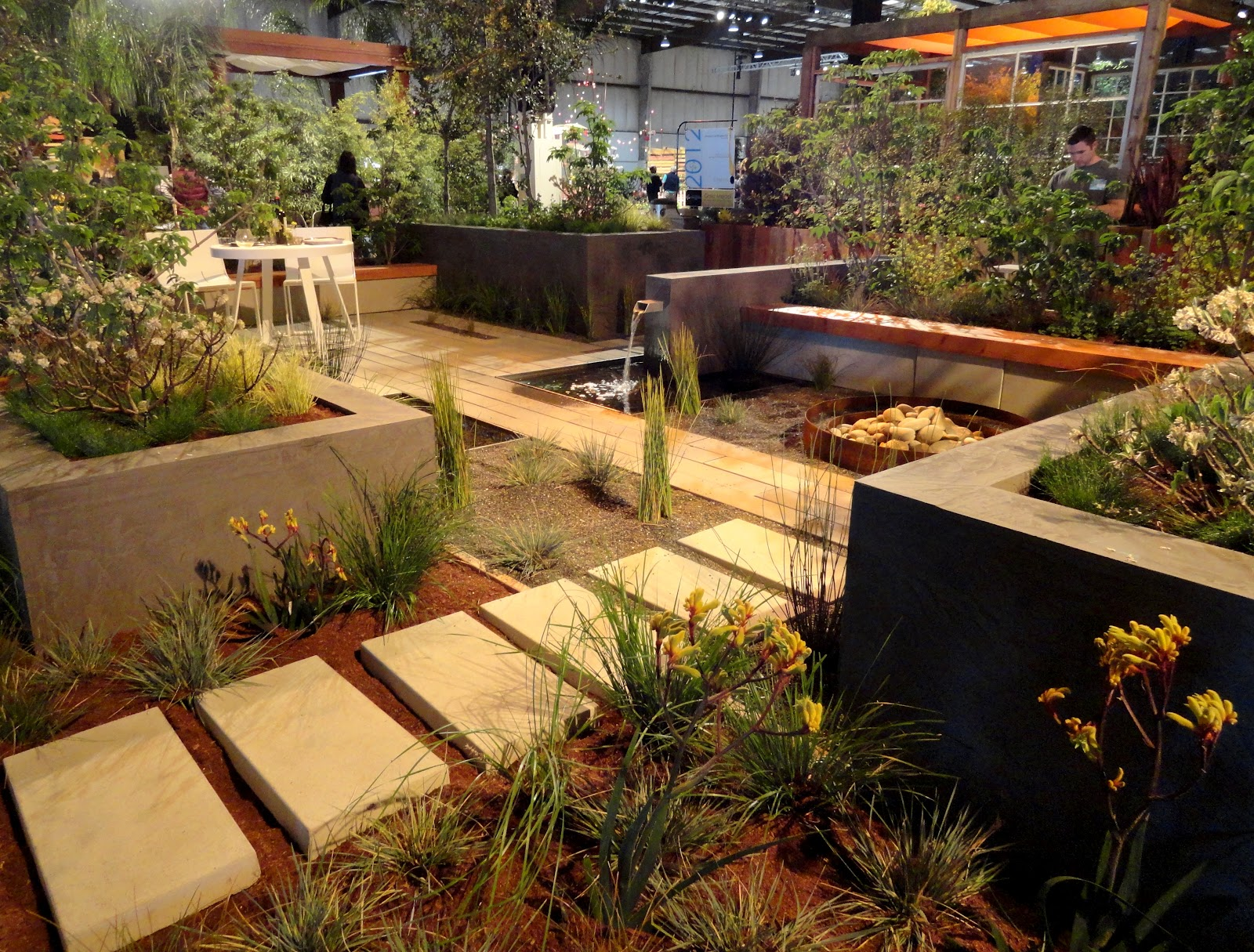 danger garden: The San Francisco Flower & Garden Show