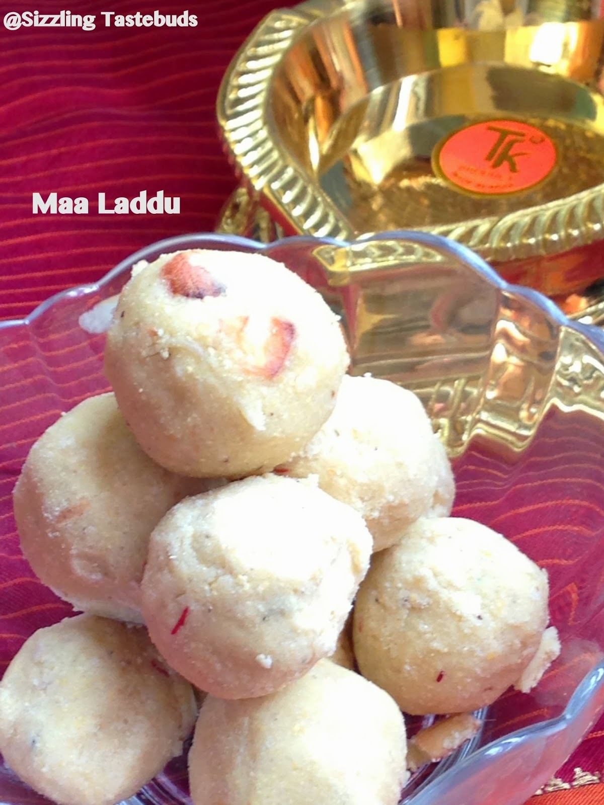 how to make simple ladoo at home