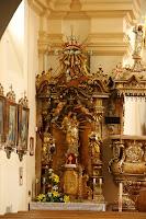 Barokní kostel Sv. Petra a Pavla v Novém Hrádku/The Baroque Church of St. Peter&Paul