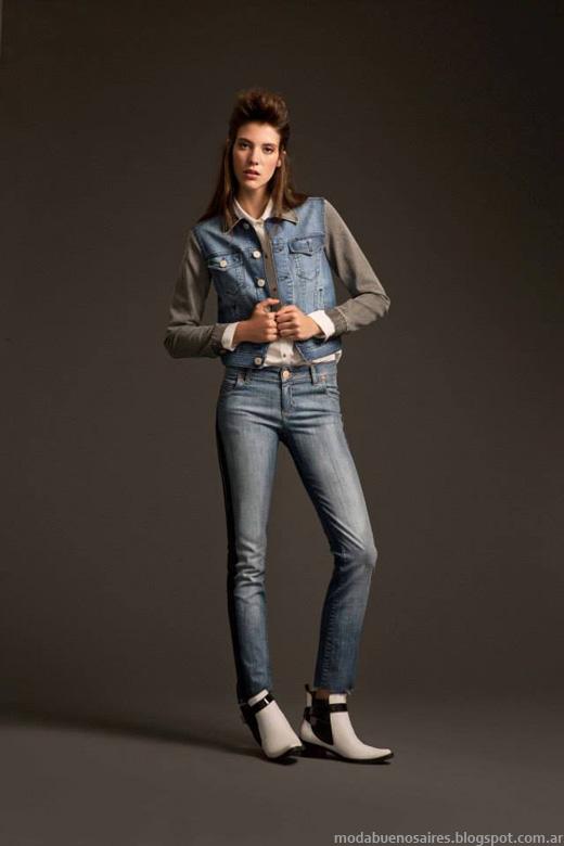 Desiderata pantalones de jeans invierno 2014.
