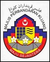 Jawatan Kerja Kosong Majlis Perbandaran Kluang logo