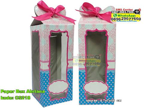 Paper Box Abriana