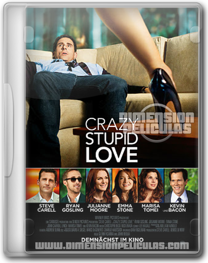 Crazy Stupid Love (DVDRip Castellano) (2011)