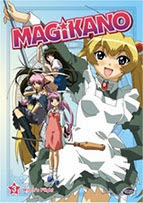 Magikano tập 13