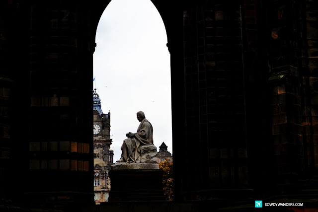 The Scotts Monument: Photos From The Most Musing Place in Edinburgh