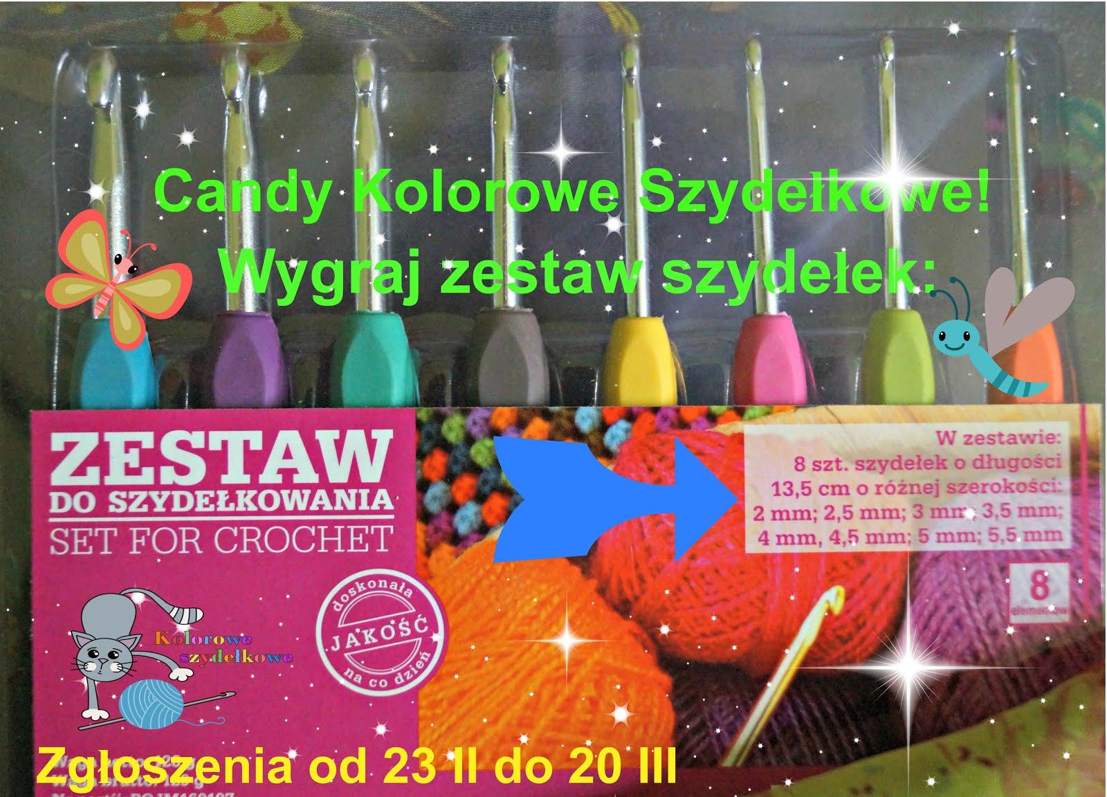 Candy urodzinowe do 20 marca
