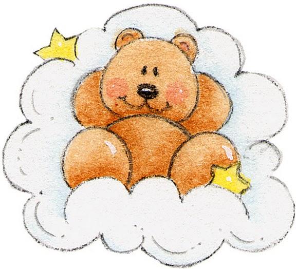 Ositos para baby shower - Imagenes y dibujos para imprimir-Todo en ...